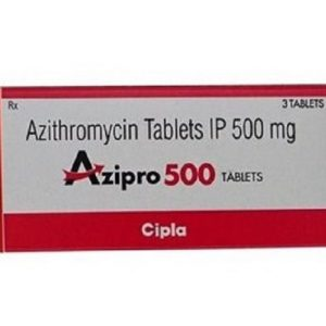 Azipro-500-Azithromycin