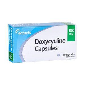 doxycycline100mg