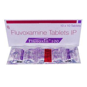 Fluvoxamine 100mg